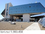 Купить «Аэровокзальный комплекс международного аэропорта Сочи, вид с крыши», фото № 1983458, снято 16 сентября 2010 г. (c) Анна Мартынова / Фотобанк Лори