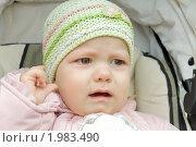 Купить «Детский каприз», фото № 1983490, снято 11 сентября 2010 г. (c) Сергей Фастов / Фотобанк Лори