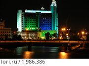 Купить «Набережная Сургута», фото № 1986386, снято 28 мая 2005 г. (c) Тарков Андрей / Фотобанк Лори