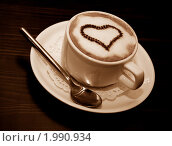 Чашечка кофе. Стоковое фото, фотограф Михаил Снисаренко / Фотобанк Лори
