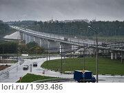 Мост. Стоковое фото, фотограф Устюгова Дарья / Фотобанк Лори