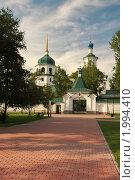 Купить «Иркутск. Знаменская церковь», фото № 1994410, снято 24 августа 2010 г. (c) Роман Коротаев / Фотобанк Лори