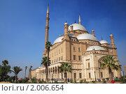 Купить «Египетская мечеть», фото № 2006654, снято 25 мая 2018 г. (c) Светлана Привезенцева / Фотобанк Лори