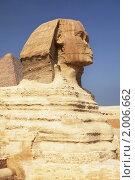 Купить «Египетский сфинкс», фото № 2006662, снято 25 мая 2018 г. (c) Светлана Привезенцева / Фотобанк Лори