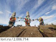 Купить «Идолы», фото № 2006714, снято 13 сентября 2010 г. (c) Юрий Викулин / Фотобанк Лори