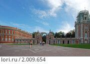 Купить «Москва. Царицыно», эксклюзивное фото № 2009654, снято 10 сентября 2009 г. (c) lana1501 / Фотобанк Лори