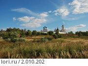 Купить «Высоцкий мужской монастырь. Серпухов», эксклюзивное фото № 2010202, снято 21 августа 2010 г. (c) lana1501 / Фотобанк Лори