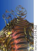 Купить «Фрактал 3D», иллюстрация № 2014362 (c) Parmenov Pavel / Фотобанк Лори