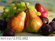 Натюрморт с фруктами. Стоковое фото, фотограф Татьяна Белова / Фотобанк Лори