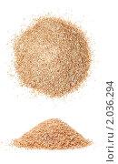 Горка пшеницы. Стоковое фото, фотограф Буханцов Алексей / Фотобанк Лори