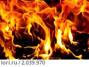 Купить «Огонь», фото № 2039970, снято 9 октября 2010 г. (c) Катерина Макарова / Фотобанк Лори