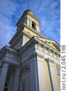 Купить «Храм  (г. Невьянск)», фото № 2045198, снято 2 августа 2009 г. (c) Александр Рябов / Фотобанк Лори