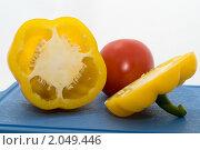 Купить «Овощи», фото № 2049446, снято 14 октября 2010 г. (c) Владимир Белобаба / Фотобанк Лори