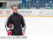 Купить «Мастер - класс легенд мирового хоккея в Балашихе», эксклюзивное фото № 2050394, снято 13 октября 2010 г. (c) Дмитрий Неумоин / Фотобанк Лори