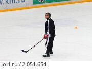 Купить «Мастер - класс легенд мирового хоккея в Балашихе», эксклюзивное фото № 2051654, снято 13 октября 2010 г. (c) Дмитрий Неумоин / Фотобанк Лори