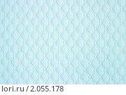Купить «Голубые обои», фото № 2055178, снято 16 октября 2010 г. (c) Александр Романов / Фотобанк Лори
