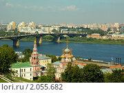 Нижний Новгород, Россия (2010 год). Стоковое фото, фотограф Роман Ушаков / Фотобанк Лори