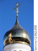Храм Уара Мученика в Вёшках, Московская область (2010 год). Стоковое фото, фотограф Илюхина Наталья / Фотобанк Лори