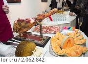 Купить «Испанский банкет», фото № 2062842, снято 11 февраля 2010 г. (c) Федор Кондратенко / Фотобанк Лори