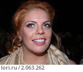 Купить «Анастасия Стоцкая», фото № 2063262, снято 18 октября 2010 г. (c) Архипова Екатерина / Фотобанк Лори