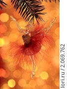 Купить «Новогоднее украшение», фото № 2069762, снято 13 октября 2010 г. (c) yarruta / Фотобанк Лори