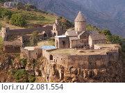 Татевский монастырь, Армения. Стоковое фото, фотограф Василий Геворкян / Фотобанк Лори
