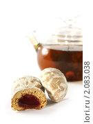 Купить «Пряники с фруктовой начинкой», фото № 2083038, снято 26 октября 2010 г. (c) Татьяна Белова / Фотобанк Лори