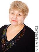 Купить «Женщина средних лет», фото № 2086622, снято 6 февраля 2010 г. (c) Ольга Сапегина / Фотобанк Лори