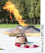 Вечный огонь. Стоковое фото, фотограф Верстова Арина / Фотобанк Лори