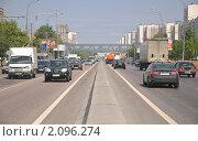 Алтуфьевское шоссе (2010 год). Редакционное фото, фотограф Алёшина Оксана / Фотобанк Лори