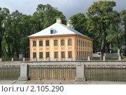 Купить «Летний дворец Петра I», фото № 2105290, снято 4 сентября 2010 г. (c) Левина Татьяна / Фотобанк Лори