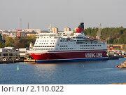 Купить «Порт города Турку, Финляндия», эксклюзивное фото № 2110022, снято 15 мая 2010 г. (c) Литвяк Игорь / Фотобанк Лори