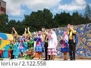 Купить «Сабантуй», фото № 2122558, снято 19 июня 2010 г. (c) Наталья Блинова / Фотобанк Лори