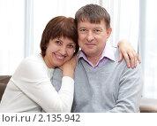 Купить «Портрет пожилой пары», фото № 2135942, снято 6 ноября 2010 г. (c) Алексей Кузнецов / Фотобанк Лори