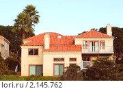 Купить «Дом в Южной Калифорнии, США», фото № 2145762, снято 17 ноября 2009 г. (c) Иванова Марина / Фотобанк Лори