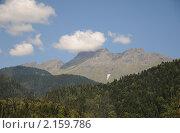 Абхазия. Горы. Стоковое фото, фотограф Еремин Владимир / Фотобанк Лори