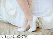 Купить «Невеста», фото № 2165670, снято 18 сентября 2010 г. (c) Podvysotskiy Roman / Фотобанк Лори
