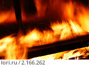 Огонь. Стоковое фото, фотограф Олеся Малиновская / Фотобанк Лори
