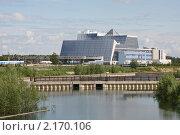 Сургутский Государственный Университет Сургут (2008 год). Стоковое фото, фотограф Сергей Бахадиров / Фотобанк Лори