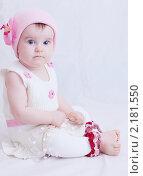 Портрет ребенка. Стоковое фото, фотограф Марина Когута / Фотобанк Лори