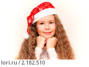 Маленькая красавица ждет праздника - Нового Года. Стоковое фото, фотограф Анастасия Шелестова / Фотобанк Лори