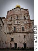 Церковь спаса на сенях (2010 год). Редакционное фото, фотограф Дмитрий Моисеевских / Фотобанк Лори