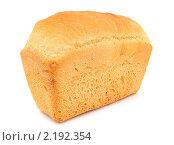 Купить «Буханка белого хлеба», эксклюзивное фото № 2192354, снято 3 декабря 2010 г. (c) Юрий Морозов / Фотобанк Лори
