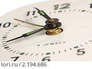 Купить «Время», фото № 2194686, снято 28 ноября 2010 г. (c) Игорь Долгов / Фотобанк Лори