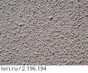 Фактурная поверхность из цементного раствора. Стоковое фото, фотограф Александр Гавриченко / Фотобанк Лори