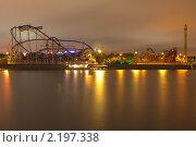 Парк Горького (2010 год). Редакционное фото, фотограф Кирилл Кравченко / Фотобанк Лори