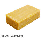 Купить «Кусок хозяйственного мыла», фото № 2201398, снято 8 декабря 2010 г. (c) Румянцева Наталия / Фотобанк Лори