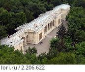 Купить «Академическая галерея. Пятигорск», фото № 2206622, снято 2 августа 2008 г. (c) Валерий Шилов / Фотобанк Лори