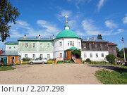 В Горицком монастыре (2009 год). Стоковое фото, фотограф Винокуров Евгений / Фотобанк Лори