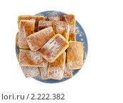 Слоёное печенье. Стоковое фото, фотограф Венюков Вячеслав / Фотобанк Лори